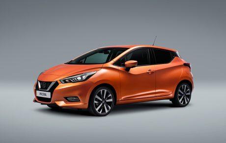 Nissan Micra 更加運動有型
