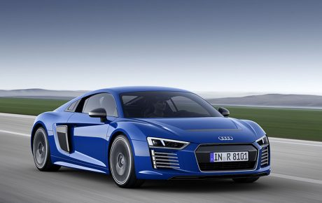 Audi R8 e-tron 將停止生產