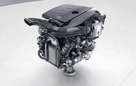 M-Benz公佈 新一代動力系統