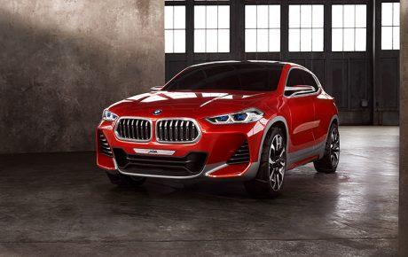 BMW X2 會保留概念車諸多設計風格