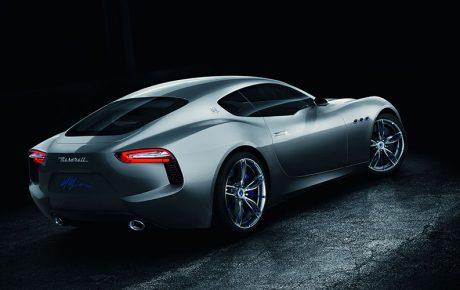 Maserati Alfieri確定將推出純電動力版