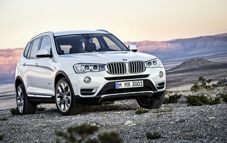 新一代BMW X3 M Sport Package偽裝車現身