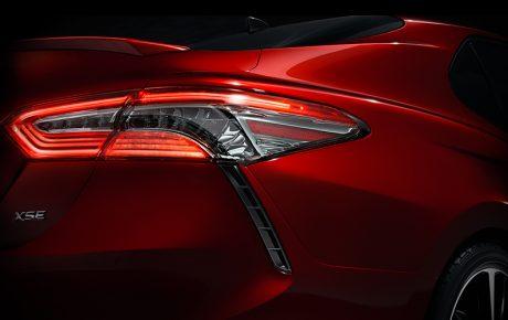 全新一代Toyota Camry 預計北美車展首演