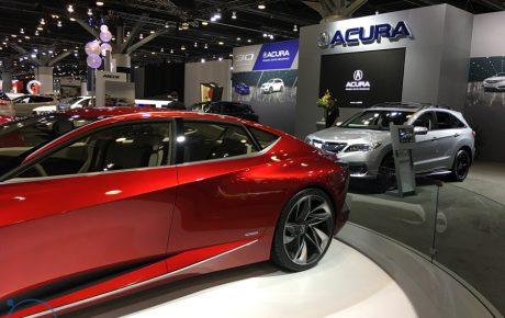 VIAS 車展現場直擊- Acura Precision Concept