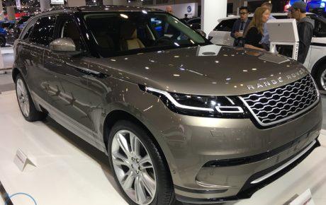 VIAS 車展現場直擊- Range Rover Velar