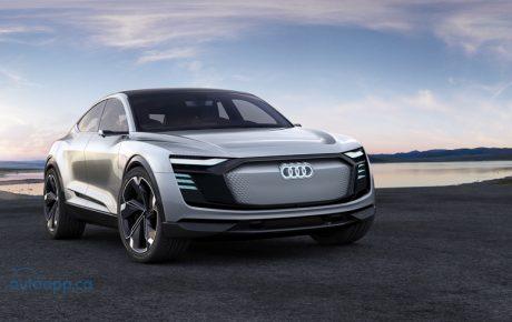 Audi e-tron Sportback Concept coming in 2019