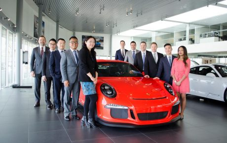 Dealer's News – OpenRoad's Porsche Centre Langley recognized as the only Porsche Premier Dealer in British Columbia