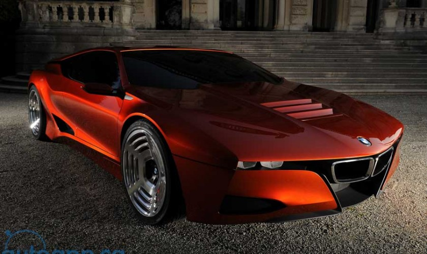 BMW M1 Hommage Concept 裡子面子都不能輸  BMW也想打造油電超跑