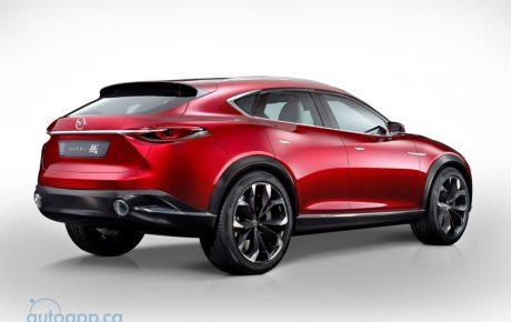 SUV家族再添新生力軍 Mazda有意年底在日本推出CX-8