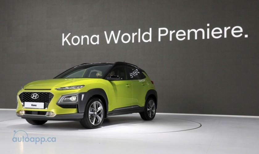 跨界新星Hyundai Kona 韓國當地6月登場