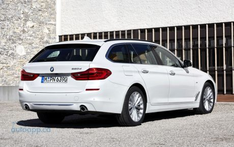 全方位的精進 BMW New 5 Series Touring