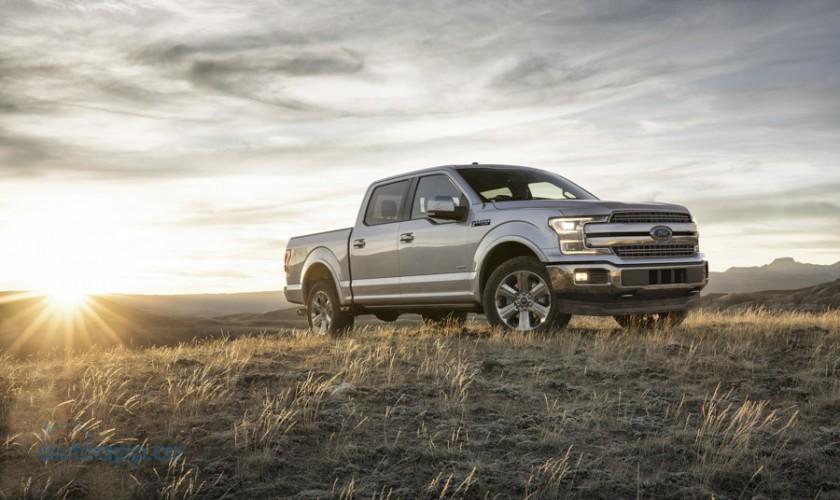 Ford不只要在2020前推電動SUV 還把腦筋動到F-150身上?