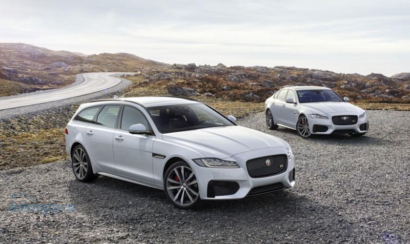 進化更優雅 Jaguar New XF Sportbrake現身