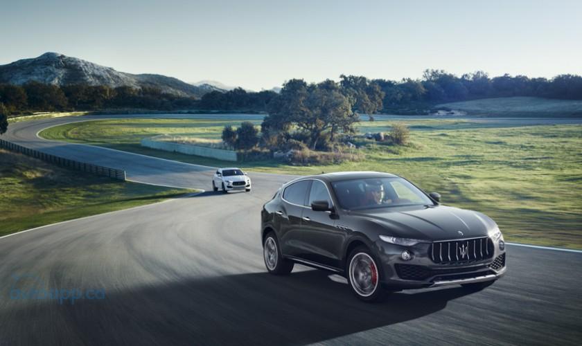 借助集團資源共享 Maserati Levante將導入PHEV科技