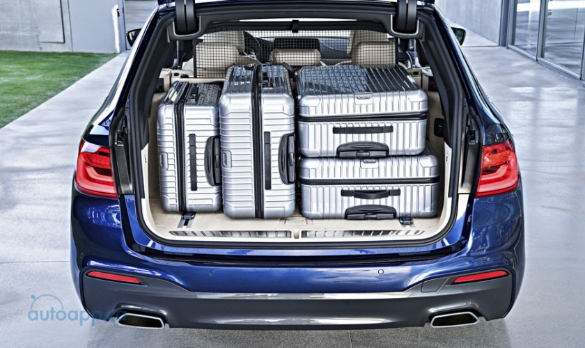 全方位的精進 BMW New 5 Series Touring