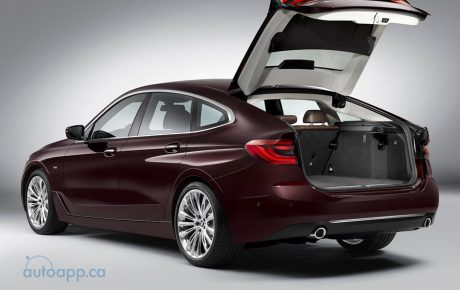 跟隨新家族更名政策 BMW 6 Series Gran Turismo預告法蘭克福車展亮相