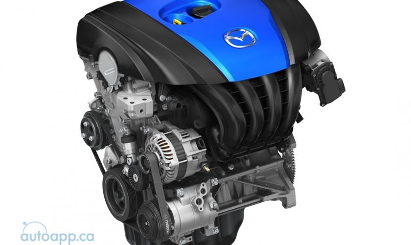 傳統內燃機還有發展空間? Mazda將繼續汽柴油引擎研發