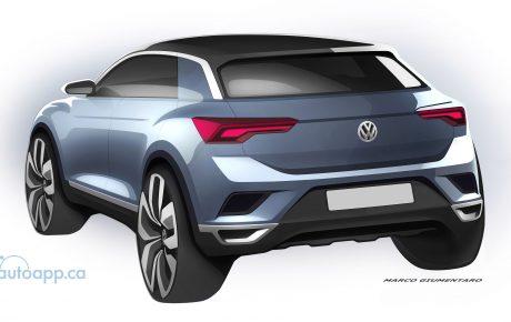 鎖定Nissan Juke VW T-Roc本月23日正式現身