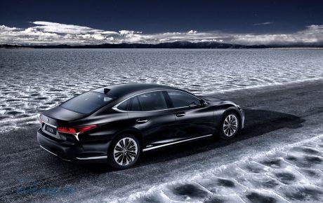 全面進化並取代GS 七代Lexus ES可望明年紐約車展登場