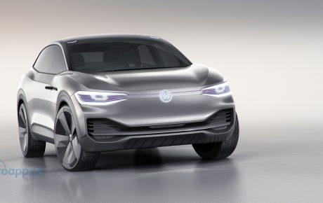 最快2020開賣 I.D. Crozz可望成為VW首款銷美電動車