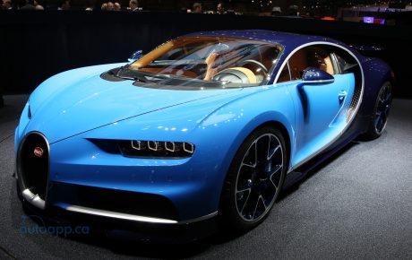 Bugatti Chiron即將改朝換代? 別急!實車最快2024年才會現身