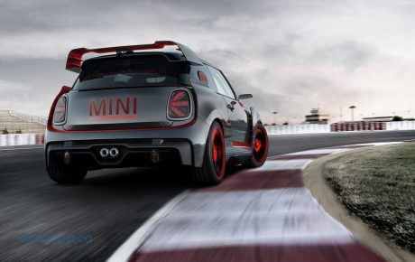 為量產版本鋪路 Mini John Cooper Works GP Concept現身IAA