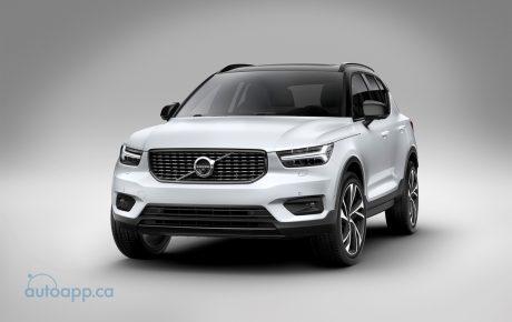 SUV家族第三成員 Volvo XC40正式登場