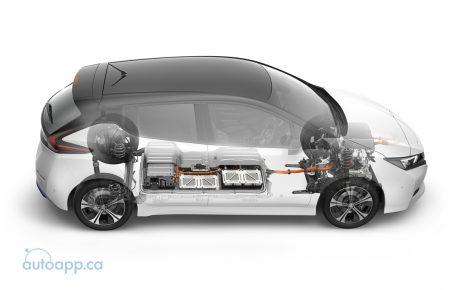 全面進化更亮眼 二代Nissan Leaf 9月6日發表