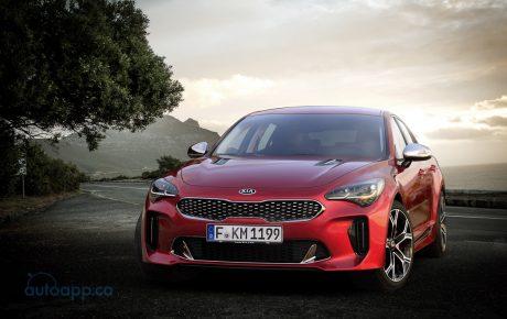 鎖定北美市場 Kia Stinger可望追加V8動力選項?