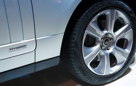 純電續航力48公里 Range Rover PHEV最快年底登場