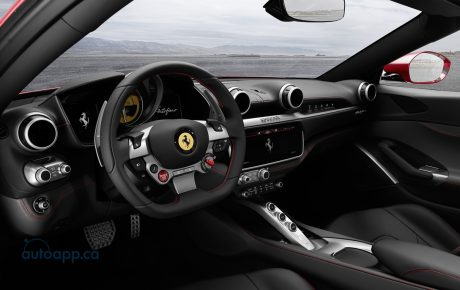 California T後繼車現身 IAA Ferrari Portofino更快更實用