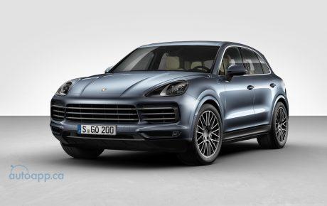 更輕更快也更具駕馭樂趣 Porsche公布第三代Cayenne定裝照