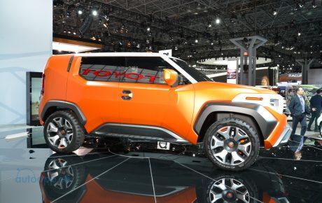 以SUV為參展主力 Toyota將於IAA發表性能油電版C-HR及全新Land Cruiser