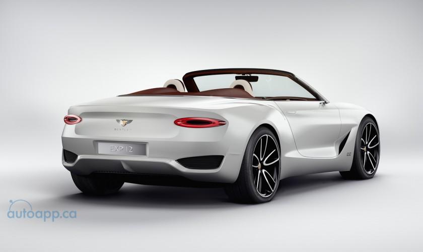 SUV銷售不如預期 Bentley電動跑車計畫將先行?