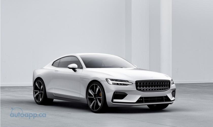 Volvo子品牌Polestar首作 Polestar 1預計2019年中正式量產