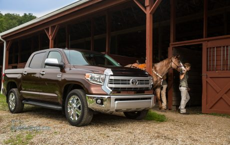 因應市場需求 Toyota也打算研發油電Pickup