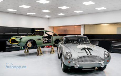 你有錢也買不到 Aston Martin DB4 G.T.復刻版只有25輛