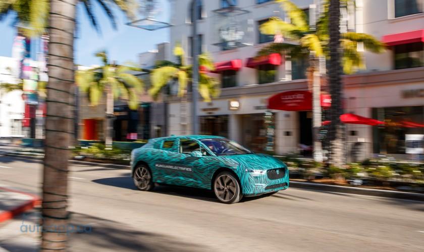 領先各大廠進度 Jaguar I-Pace第一季正式發表