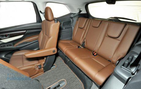 搶攻家庭七座SUV市場 Subaru Ascent北美正式發表