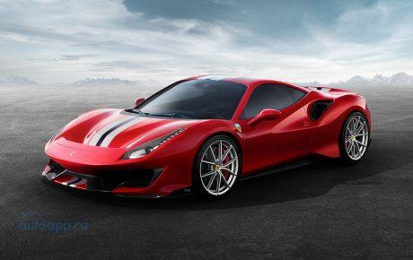 對手直指911 GT2 RS Ferrari 488 Pista現身日內瓦車展