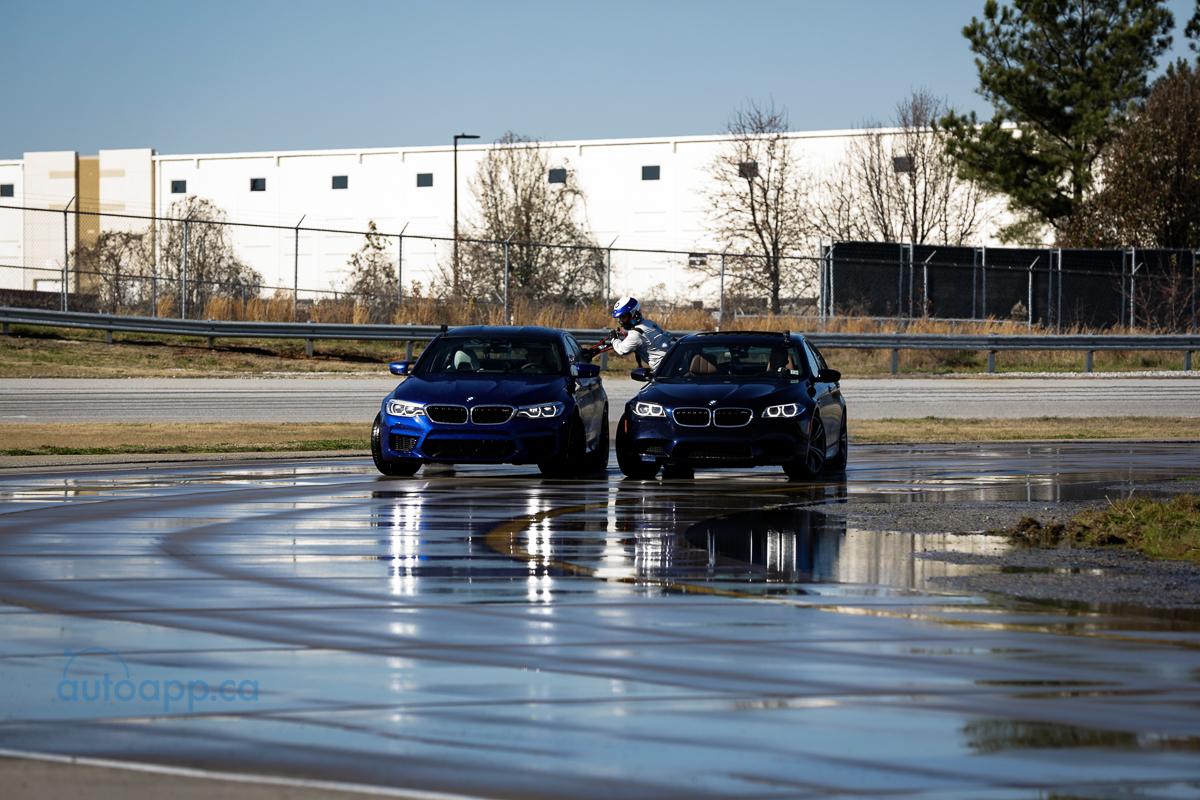 連續甩尾8小時 新一代BMW M5再創金氏紀錄