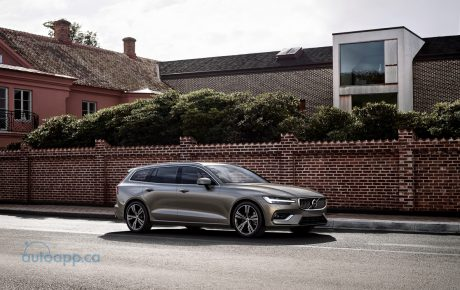 全新Volvo V60才現身 Cross Country版本便已確定投產