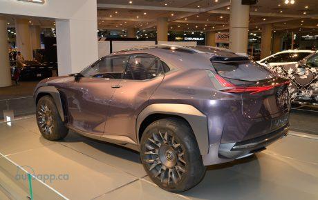 即將加入小型LSUV戰場 Lexus UX可能日內瓦車展登場