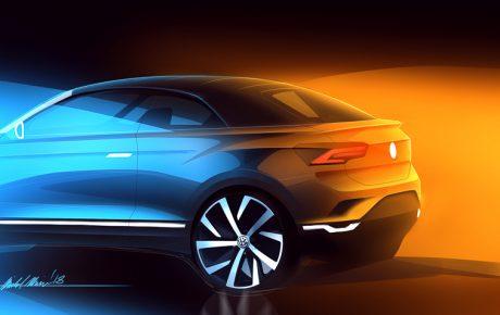 VW不只發展傳統SUV 連敞篷版本也不放過?