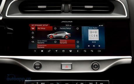 目標鎖定Model X  Jaguar I-Pace正式登場