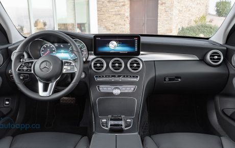 強化科技配備  Mercedes-Benz C-Class Facelift