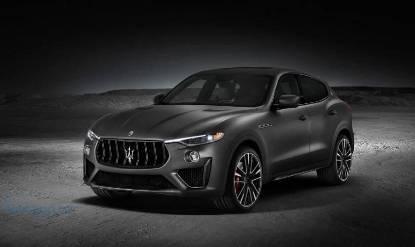 小一號SUV確定投產! Maserati四年中期計畫曝光