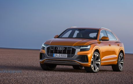 四環Q家族旗艦換人 Audi Q8 6月5日發表