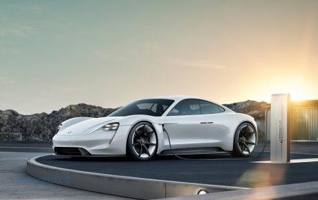 明年就要投產! Porsche首款電動車定名Taycan