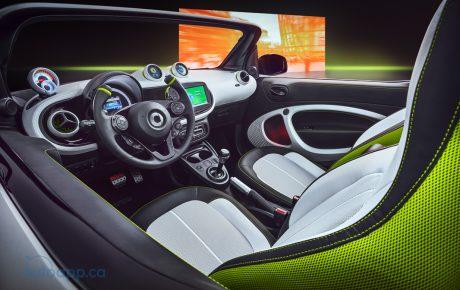 品牌誕生20周年 Smart forease Concept巴黎車展現身